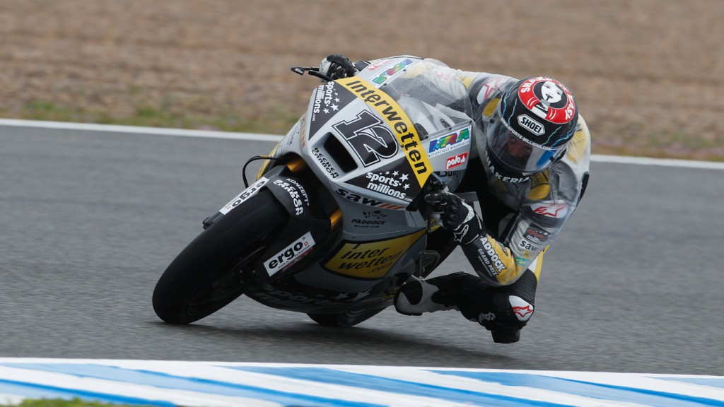 Thomas Luthi, Interwetten-Paddock, Jerez FP3