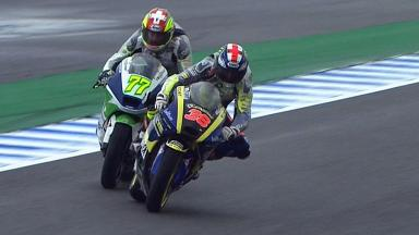 Jerez 2012 - Moto2 - FP3 - Action - Bradley Smith