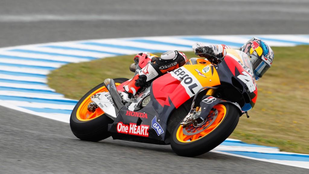 Dani Pedrosa, Repsol Honda Team, Jerez FP3