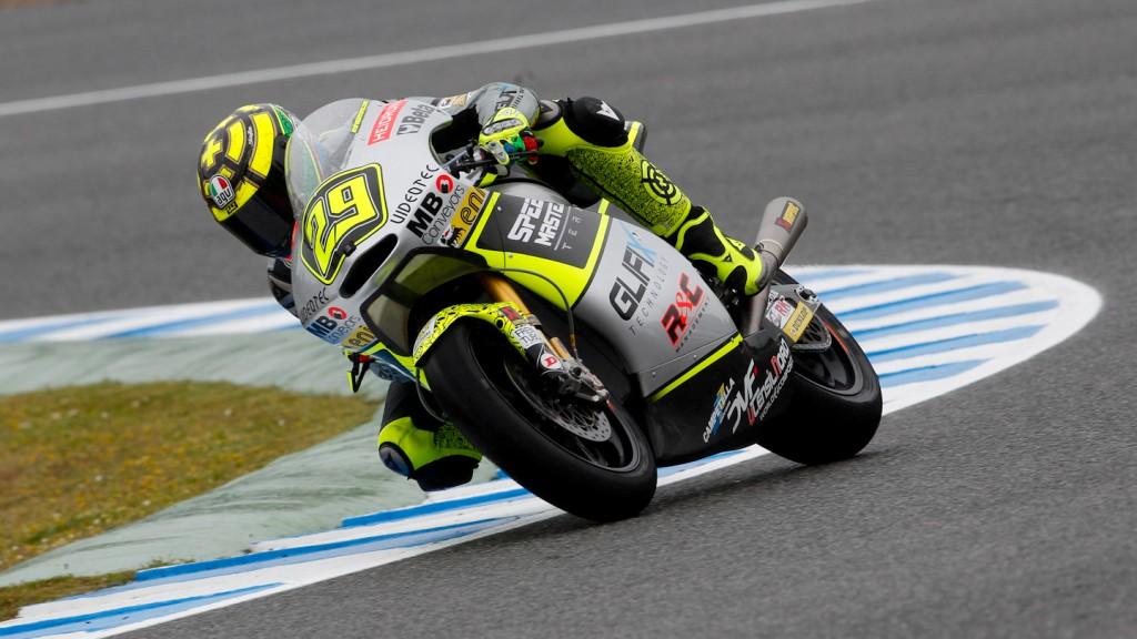 Andrea Iannone, Speed Master, Jerez FP3