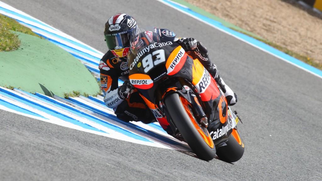 Marc Marquez, Team CatalunyaCaixa Repsol, Jerez QP