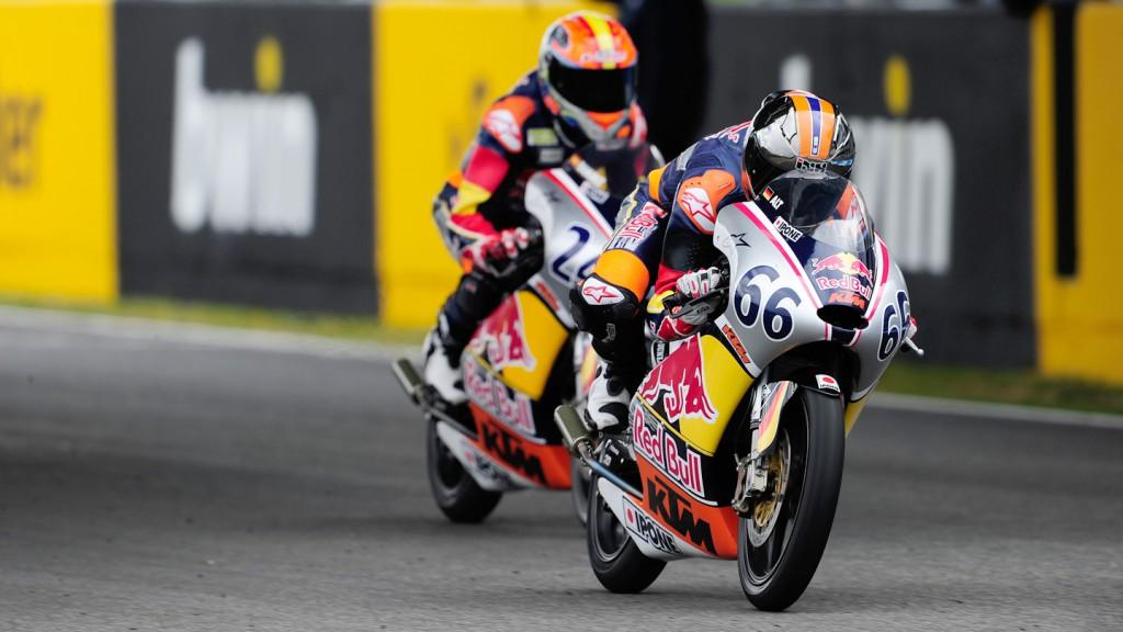 Florian Alt, Red Bull Rookies Cup, Jerez RAC