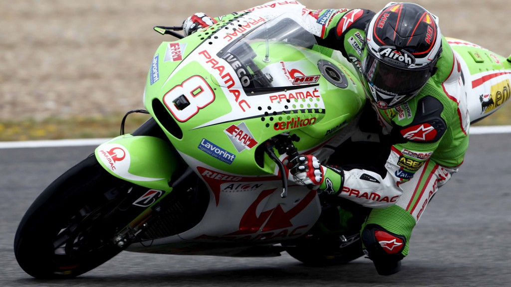 Hector Barbera, Pramac Racing Team, Jerez QP