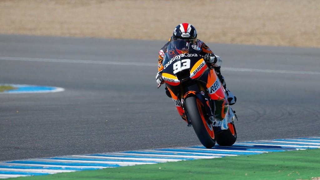 Marc Marquez, Team CatalunyaCaixa Repsol, Jerez