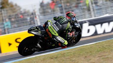 Andrea Dovizioso, Monster Yamaha Tech 3, Jerez RAC