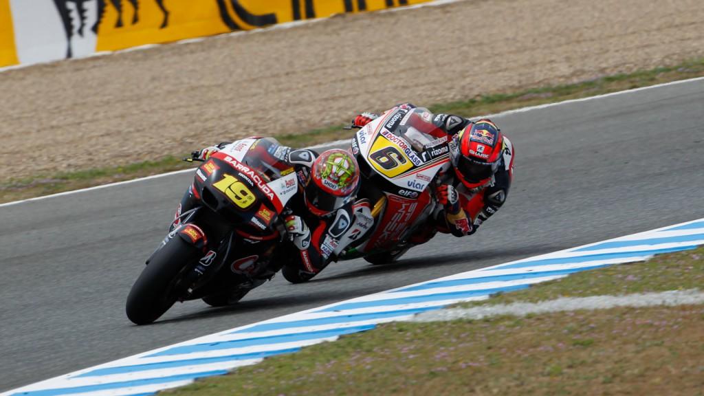 Alvaro Bautista, Stefan Bradl, San Carlo Honda Gresini, LCR Honda MotoGP, Jerez RAC