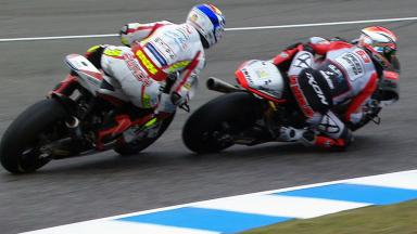 Jerez 2012 - Moto2 - Race - Action - Randy Krummenacher