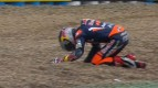 Jerez 2012 - Moto3 - Race - Action - Arthur Sissis - Crash
