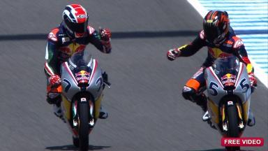 2012 Red Bull MotoGP Rookies Cup - Jerez Race 2