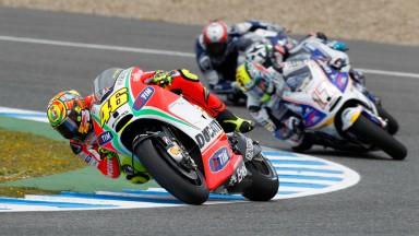 Valentino Rossi, Ducati Team, Jerez RAC
