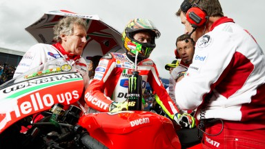 Valentino Rossi, Ducati Team, Jerez RAC - © Copyright Alex Chailan & David Piolé