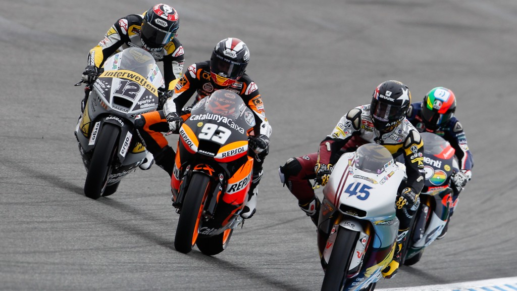 Moto2 Jerez RAC