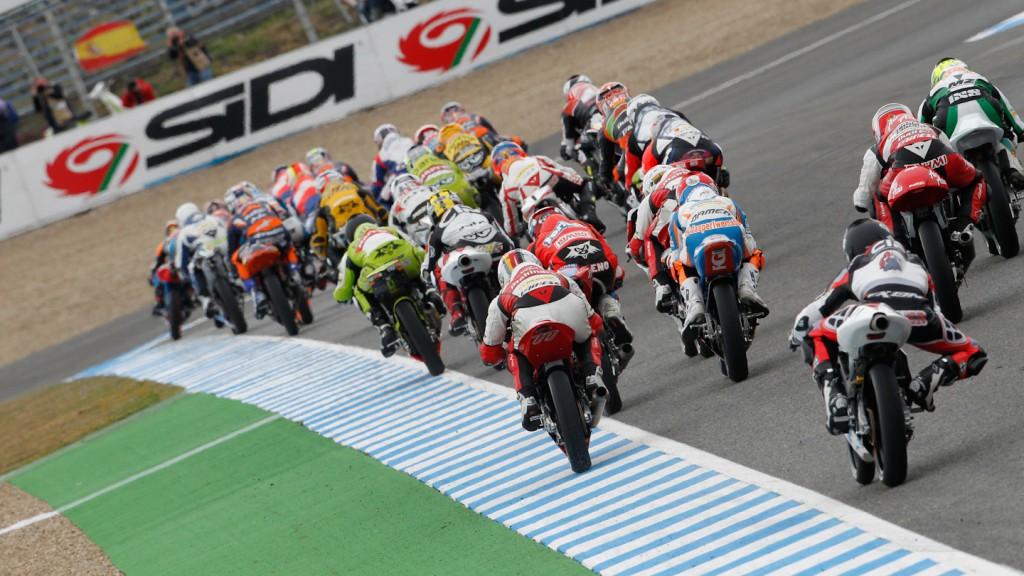 Moto3 Jerez RAC
