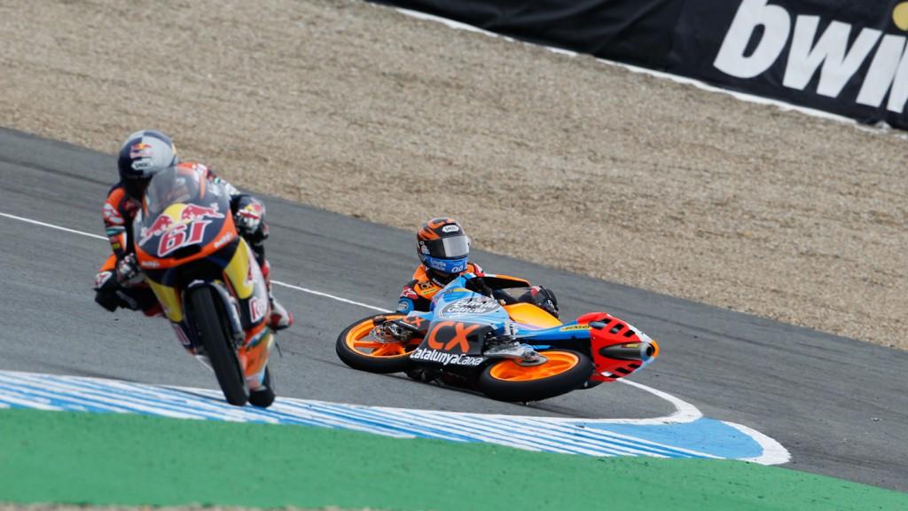 Alex Marquez, Estrella Galicia 0,0, Jerez RAC