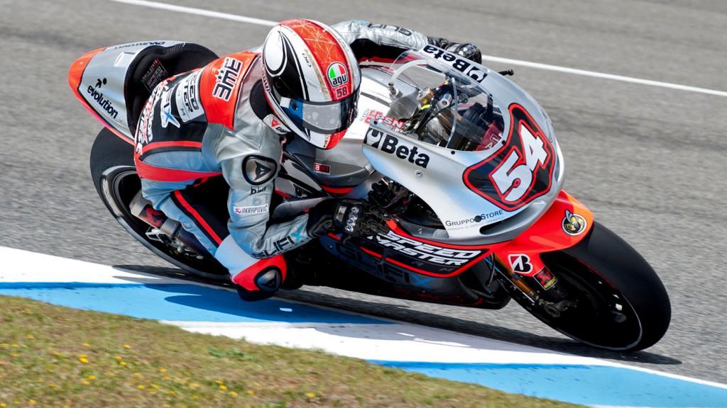 Mattia Pasini, Speed Master, Jerez RAC