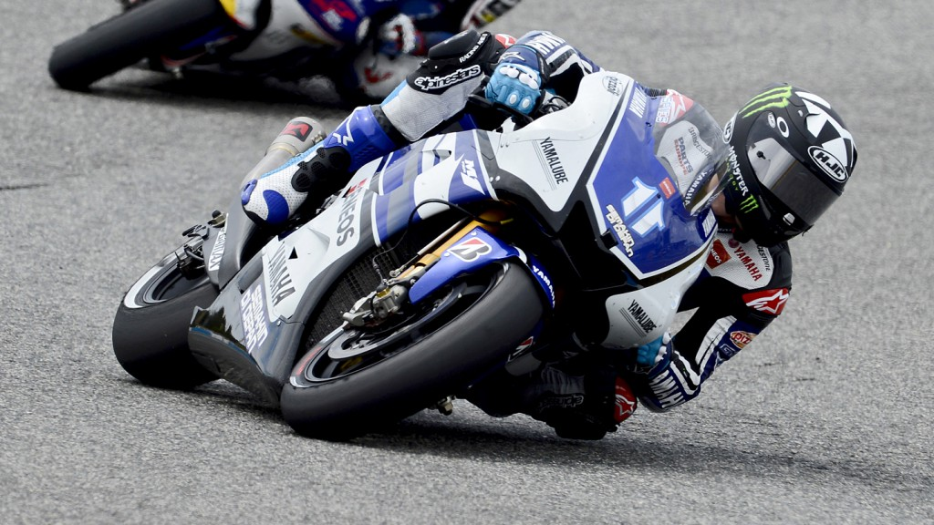 Ben Spies, Yamaha Factory Racing, Jerez RAC