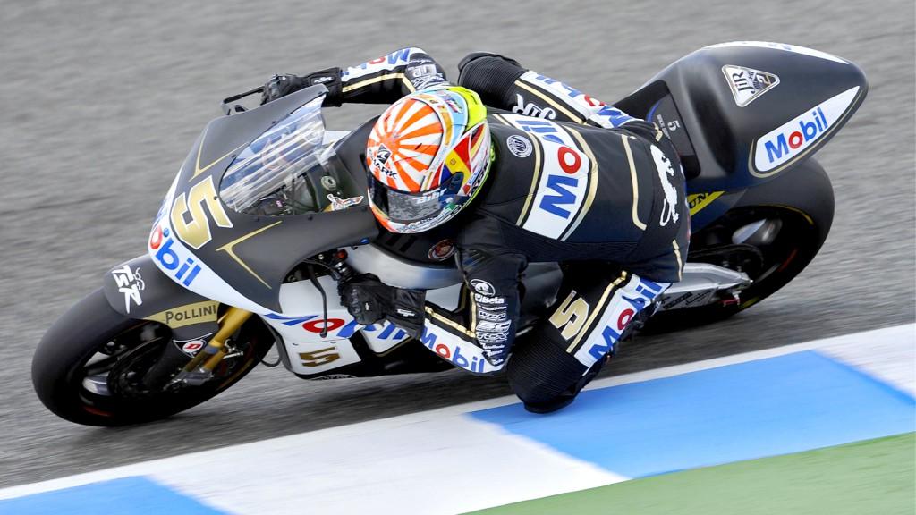 Johan Zarco, JiR Moto2, Jerez WUP
