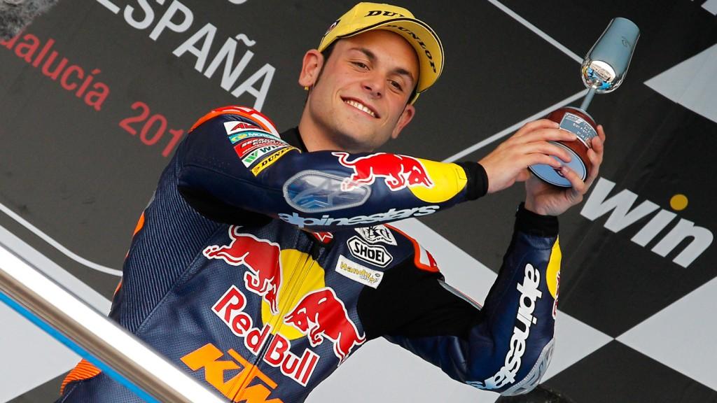 Sandro Cortese, Red Bull KTM Ajo, Jerez RAC