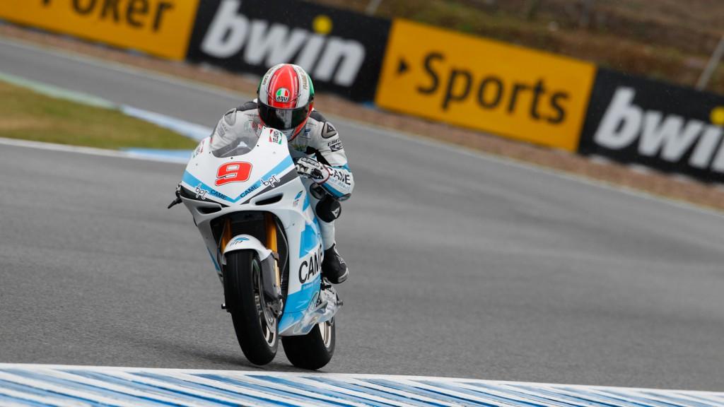 Danilo Petrucci, Ioda Racing Project, Jerez RAC