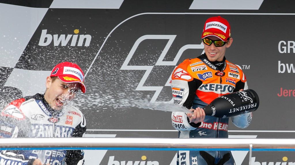 Casey Stoner, Repsol Honda Team, Jerez RAC