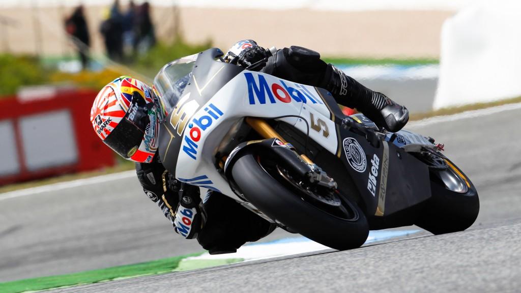 Johann Zarco, JiR Moto2, Estoril FP2