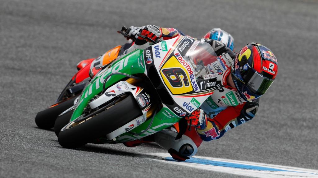 Stefan Bradl, LCR Honda MotoGP, Estoril FP2