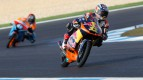 Sandro Cortese, Red Bull KTM Ajo, Estoril FP2
