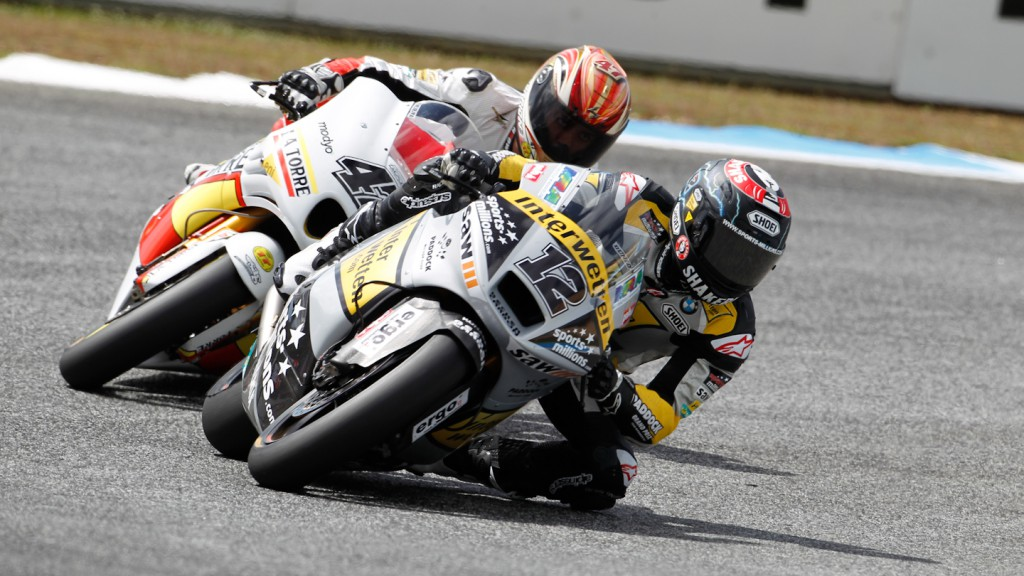 Thomas Luthi, Interwetten-Paddock, Estoril FP2