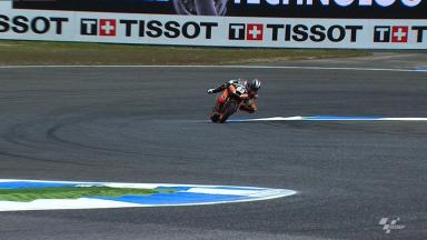 Estoril 2012 - Moto2 - FP2 - Action - Marc Márquez