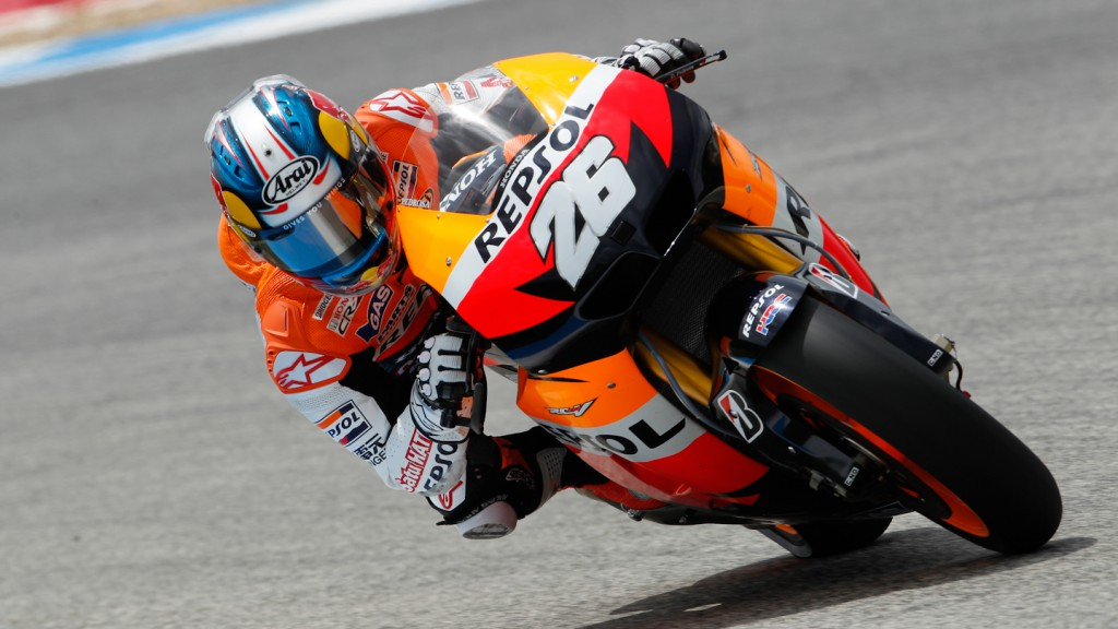 Dani Pedrosa, Repsol Honda Team, Estoril FP2