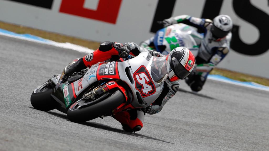 Mattia Pasini, Speed Master, Estoril FP2