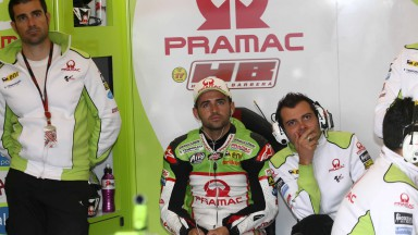 Hector Barbera, Pramac Racing Team, Estoril FP2