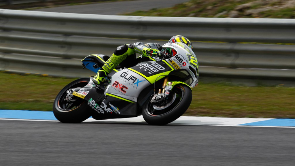 Andrea Iannone, Speed Master, Estoril FP2