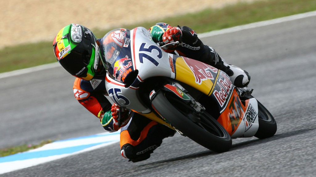 Ivo Lopez, Red Bull Rookies Cup, Estoril