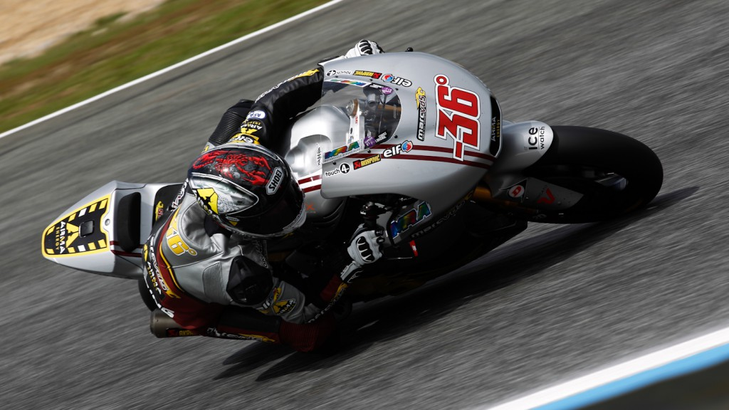 Mika Kallio, Marc VDS Racing, Estoril FP2