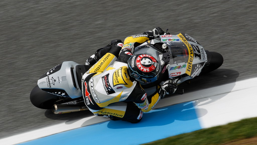 Thomas Lüthi, Interwetten-Paddock, Estoril FP2