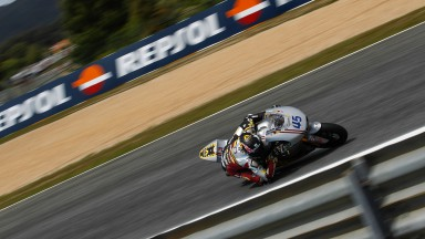 Scott Redding, Marc VDS Racing Team, Estoril FP2