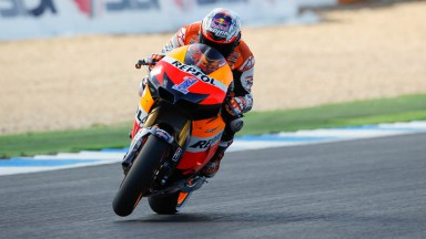 Casey Stoner, Repsol Honda Team, Estoril QP