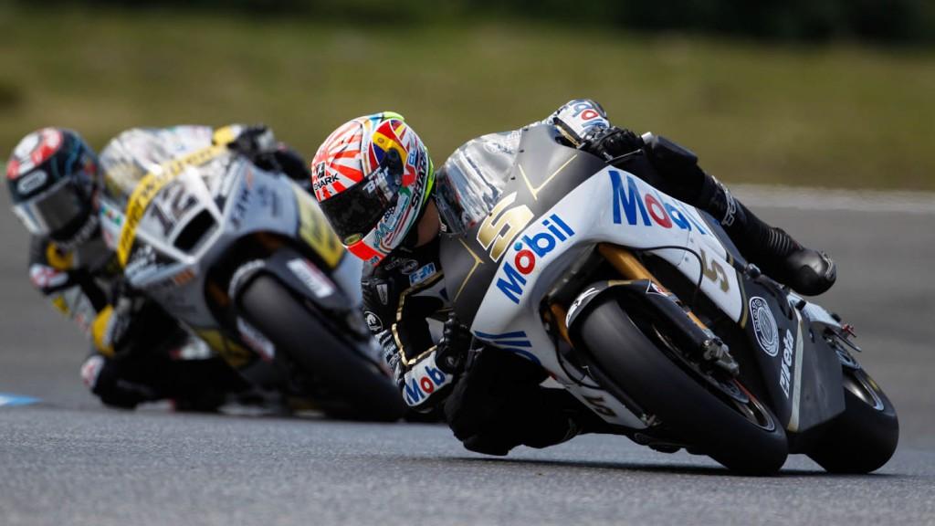 Johann Zarco, JiR Moto2, Estoril QP