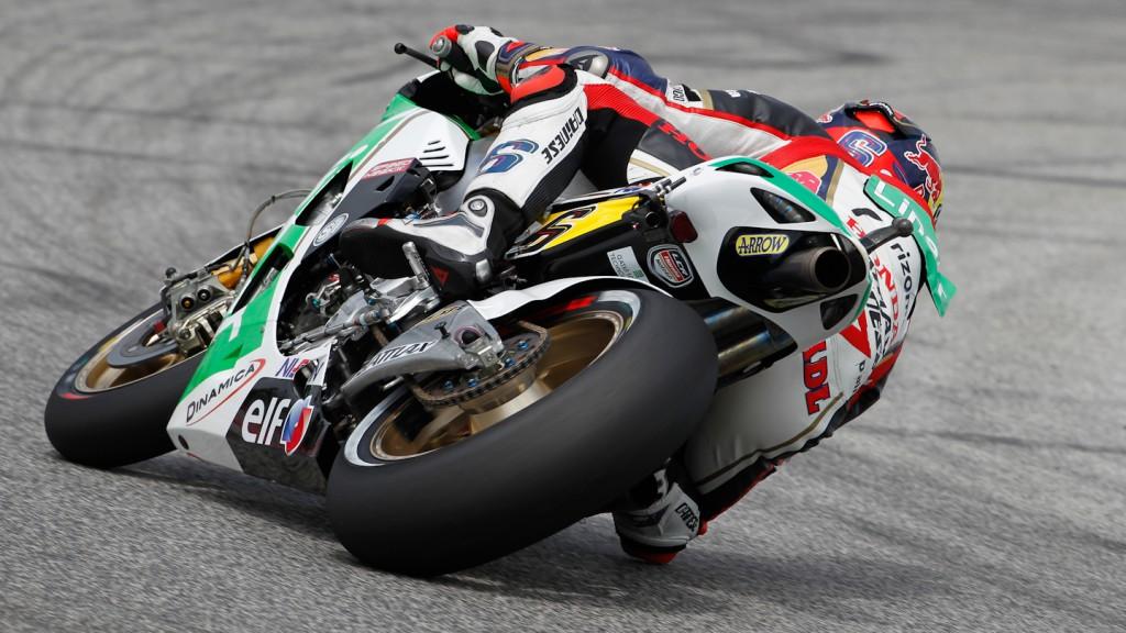 Stefan Bradl, LCR Honda MotoGP, Estoril QP