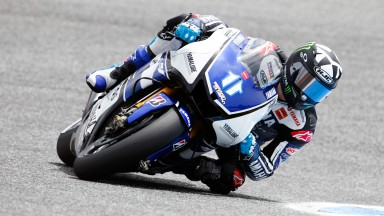 Ben Spies, Yamaha Factory Racing, Estoril QP