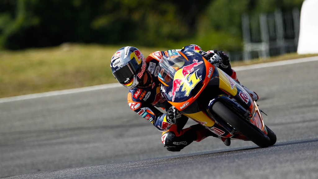 Sandro Cortese, Red Bull KTM Ajo, Estoril QP