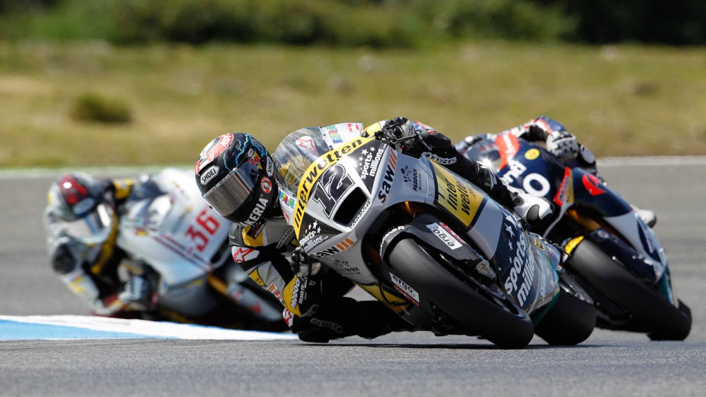 Thomas Luthi, Interwetten-Paddock, Estoril QP
