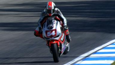Estoril 2012 - MotoGP - FP3 - Action - Mattia Pasini