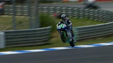 Estoril 2012 - MotoGP - QP - Action - Ivan Silva