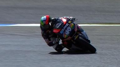 Estoril 2012 - Moto2 - FP3 - Action - Pol Espargaro