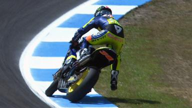 Estoril 2012 - Moto2 - FP3 - Action - Bradley Smith