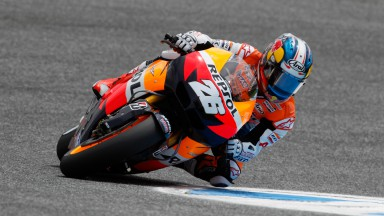 Dani Pedrosa, Repsol Honda Team, Estoril FP3