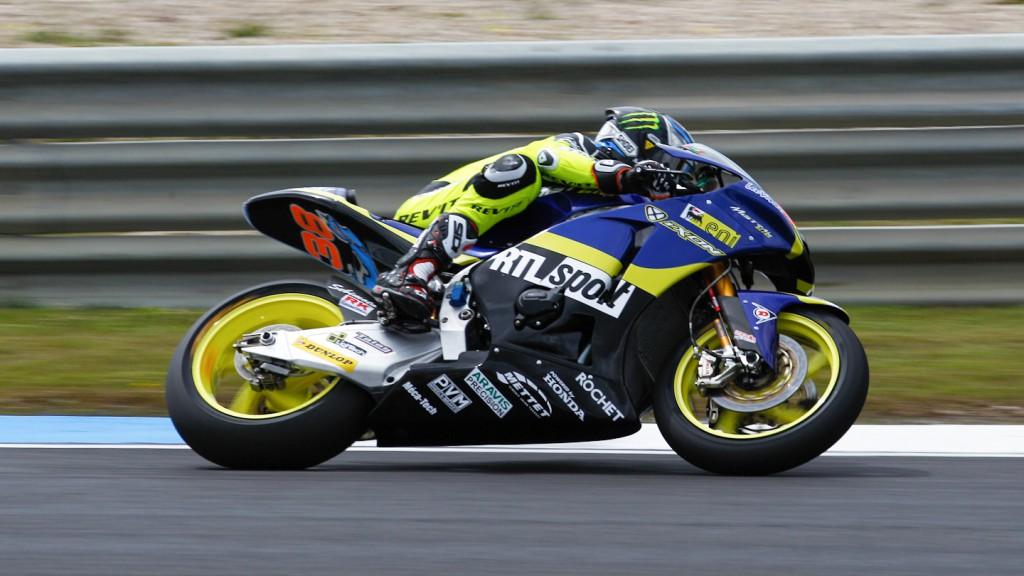 Bradley Smith, tech 3 Racing, Estoril QP