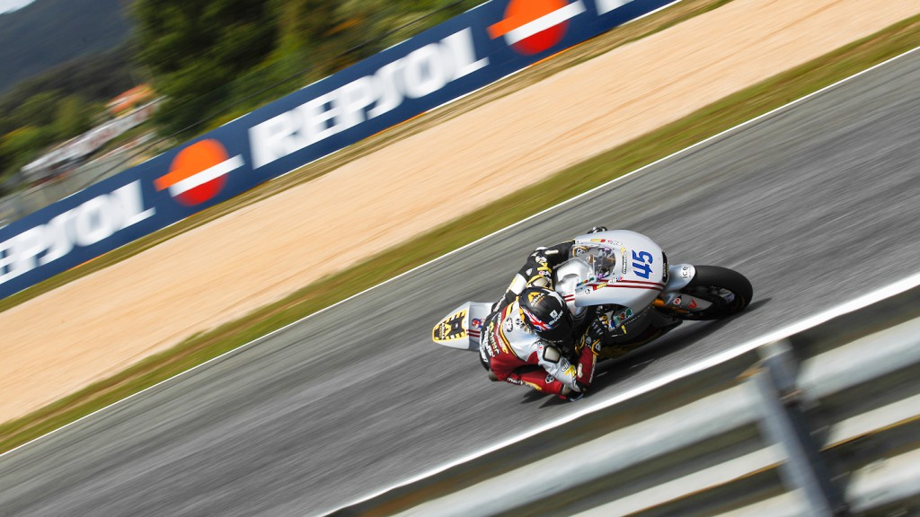 Scott Redding, Marc VDS Racing Team, Estoril FP3
